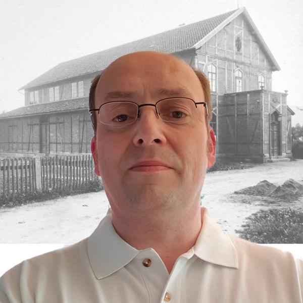 Oliver Jahns, Abteilungsleiter Badminton
