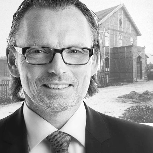 Uwe Bestian-Lehmann, 1. Vorsitzender