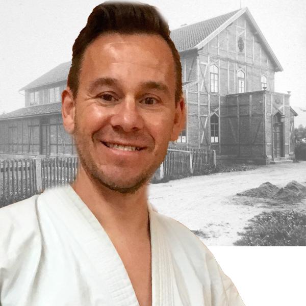 Heiko Eßlinger, Abteilungsleiter Karate