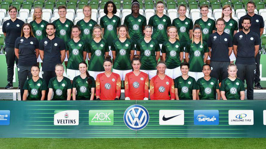 B-Juniorinnen VfL Wolfsburg 2019