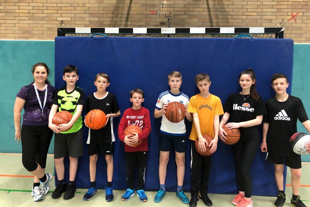 Basketball 2019